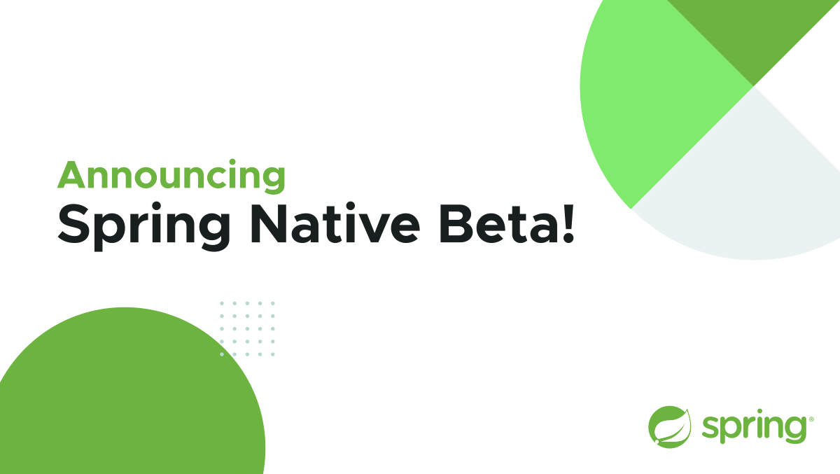 Spring Native provides beta support for compiling Spring applications to native executables using GraalVM native-image compiler.