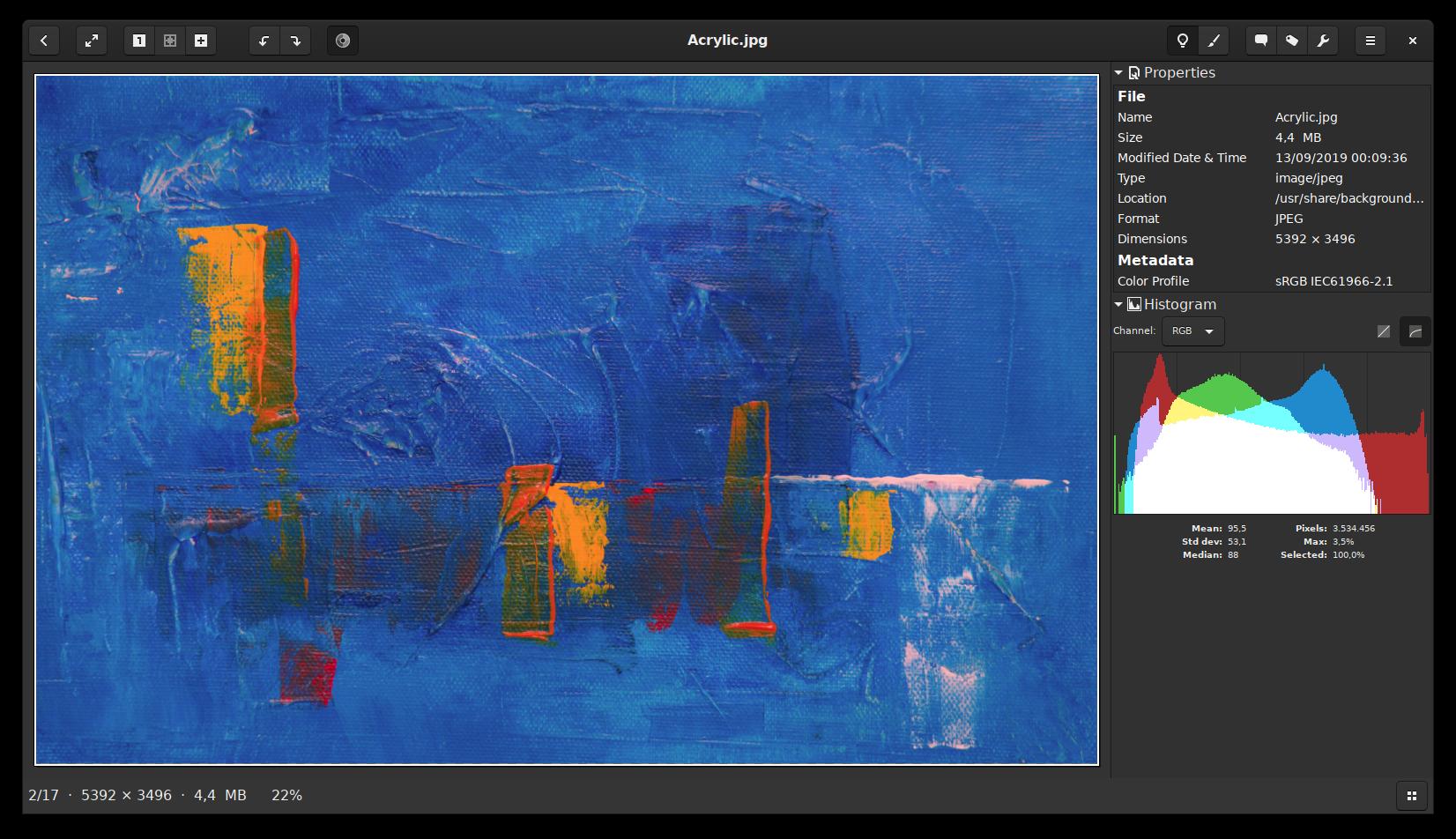 GitHub - GNOME/gthumb: Image viewer and browser