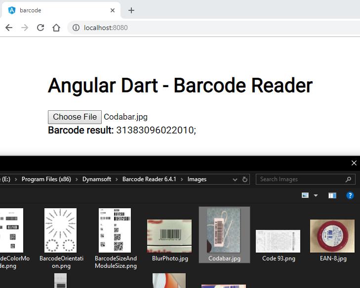 AngularDart barcode reader