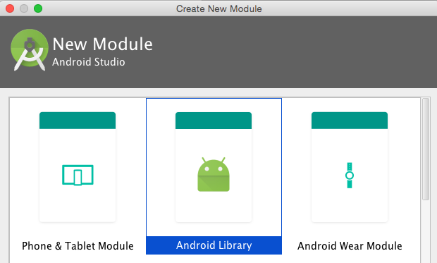Building your own Android library · codepath/android_guides