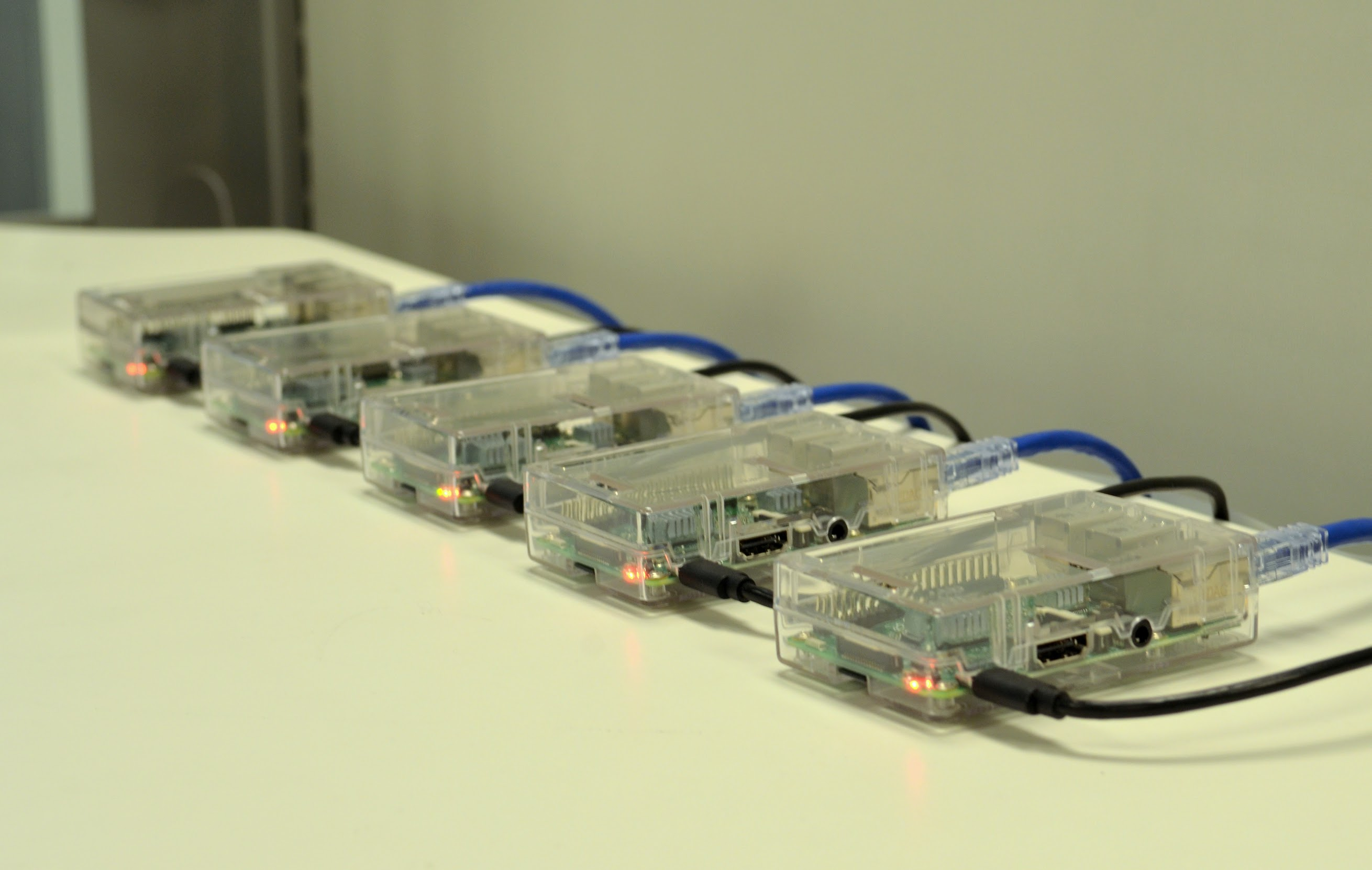 Multi Node Setup with Raspberry PIs · vmware/xenon Wiki · GitHub