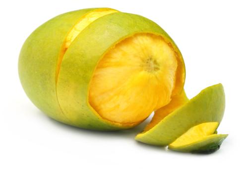 Peel Mango