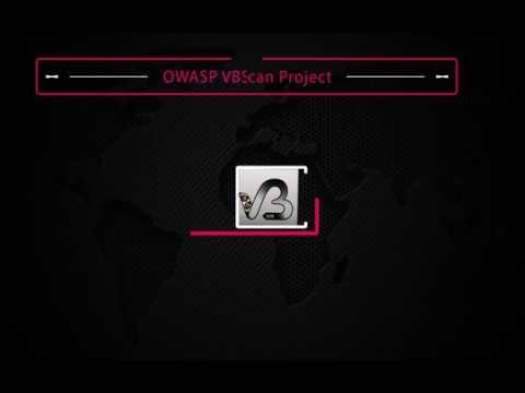 OWASP VBScan Teaser