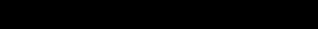 A black text divider