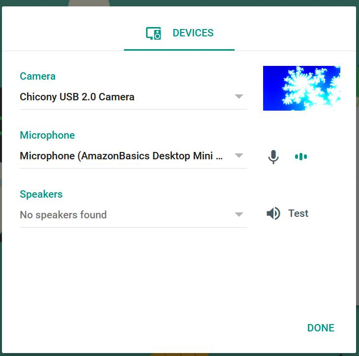 meet google com - see bug description · Issue #20350