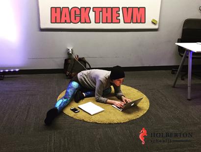 hack the virtual memory