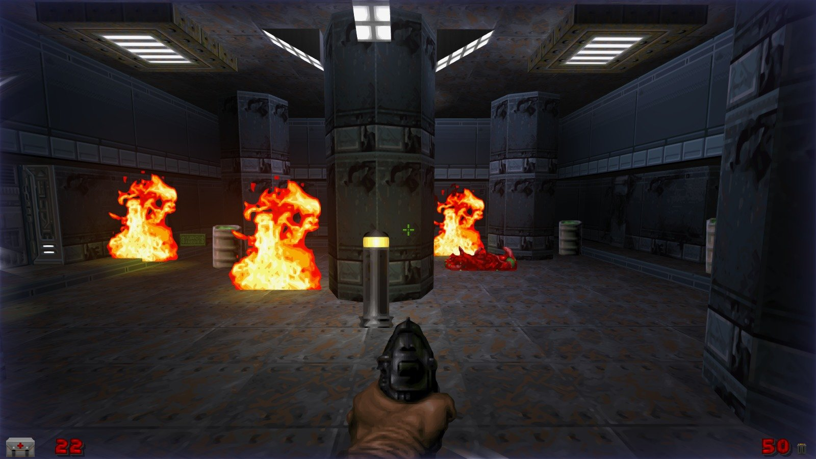 DRRP Doom RPG Remake Project Sector 1