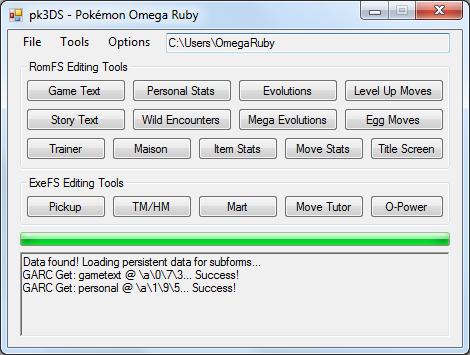 GitHub - daniehej/pk3DS-Double-Battles: Pokémon (3DS) ROM Editor