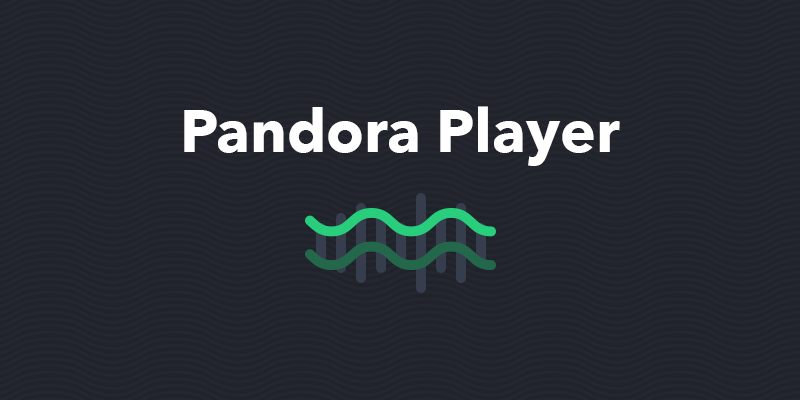 GitHub - ApplikeySolutions/PandoraPlayer: 🅿️ PandoraPlayer is a
