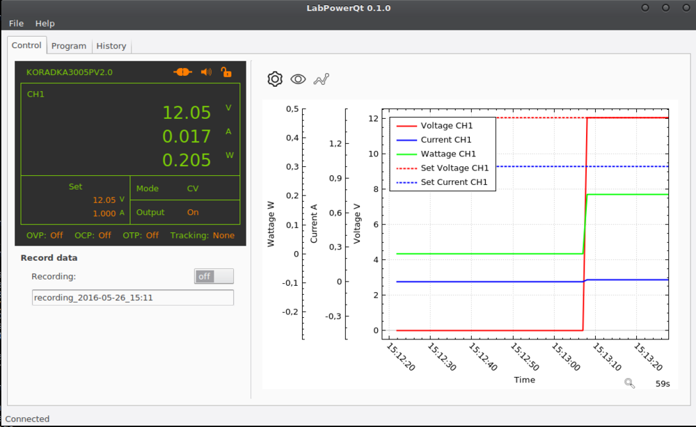 GitHub - crapp/labpowerqt: LabPowerQt is an application to control