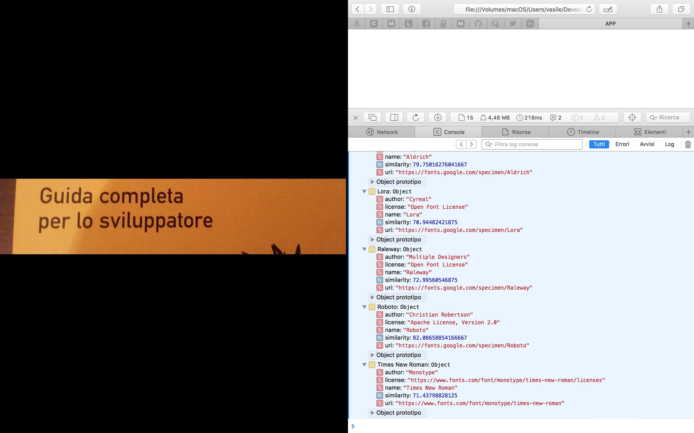 Typefont - js скрипт распознает текст в изображении