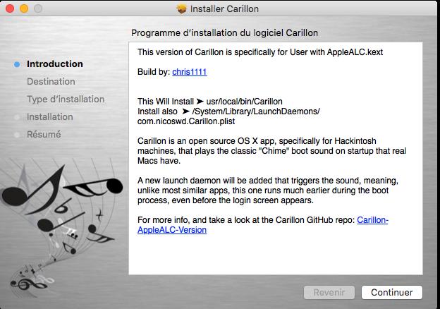 GitHub - chris1111/Carillon-AppleALC-Version