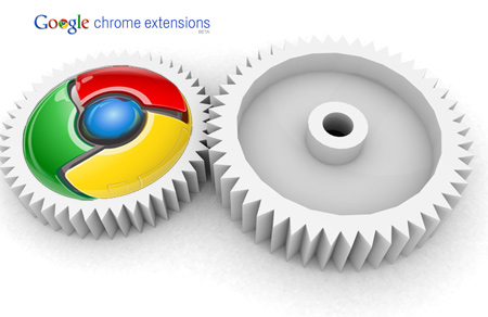 Chrome extensions image