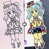 Kanon drawing