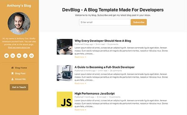 DevBlog color 5