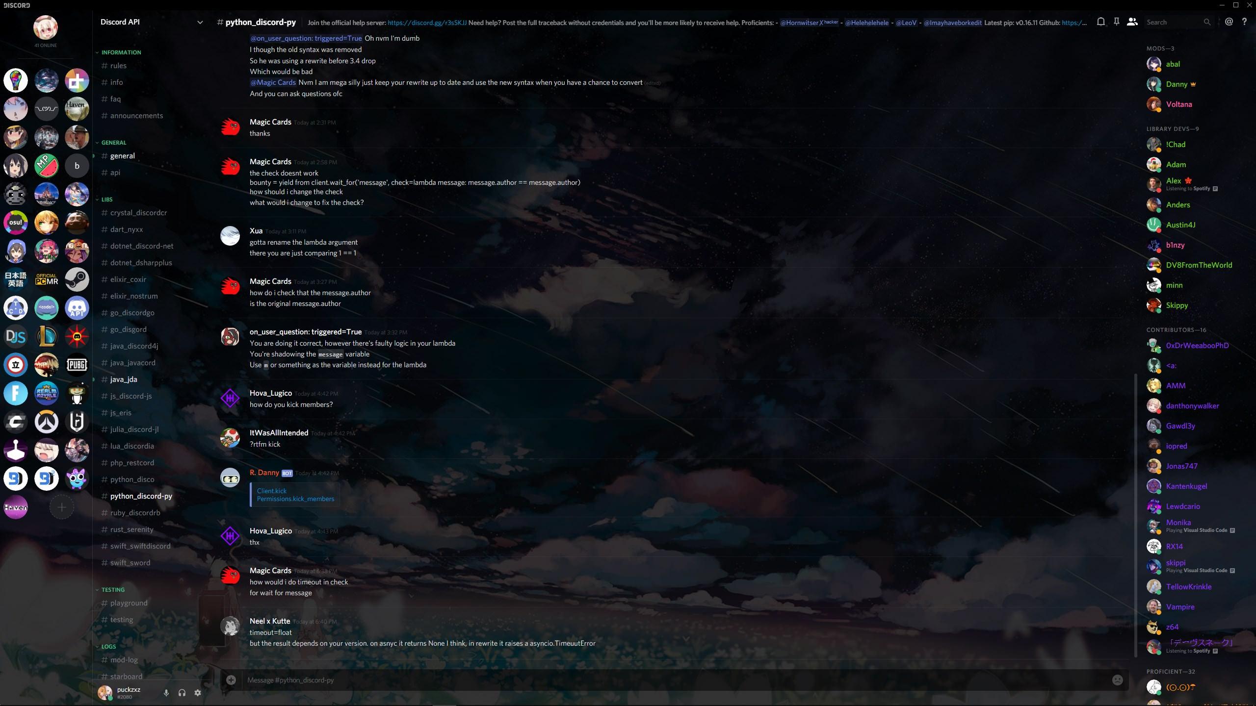 GitHub - puckzxz/NotAnotherAnimeTheme: A easily customizable