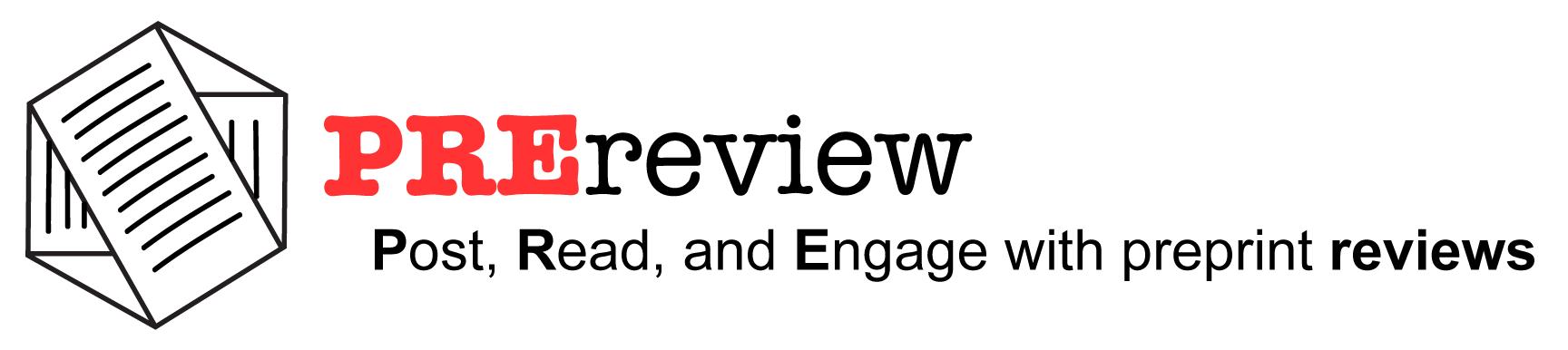 PREreview logo