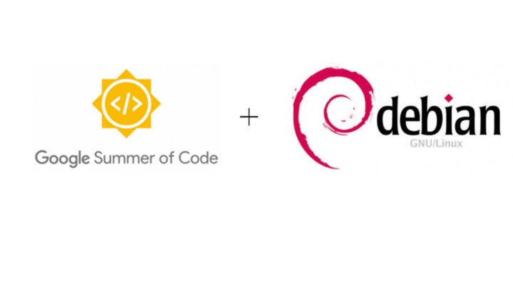 gsoc+debian logo