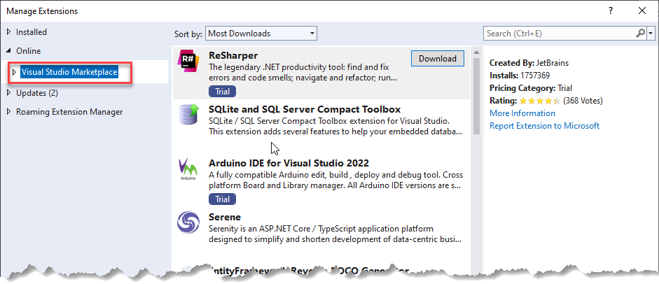 visual studio 2020 release notes