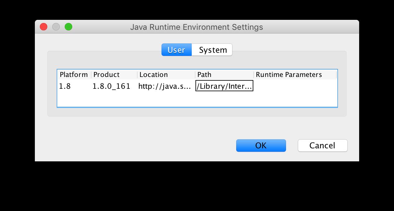Download jre-8u65-macosx-x64.pkg for mac