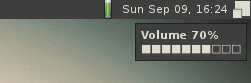 pavolume notifications