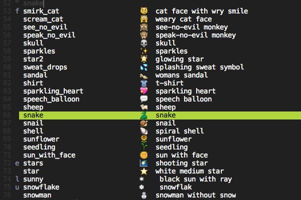 vim-emoji-demo
