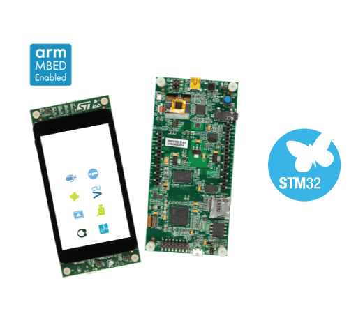 STM32F469-Discovery