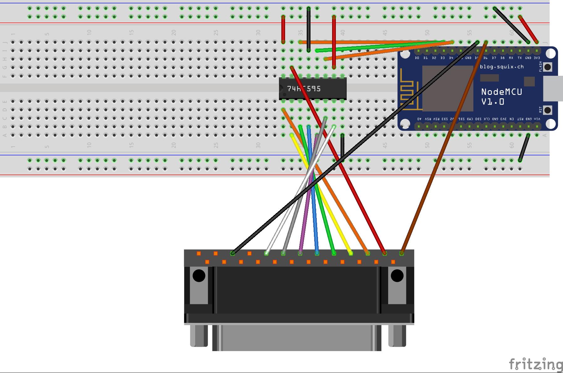 Print Server Schematic Wire Center Electric Guitar Wiring Diagrams Seg1 Diagram Github Gianluca Nitti Printserver Esp8266 Rh Com Hadoop Icon