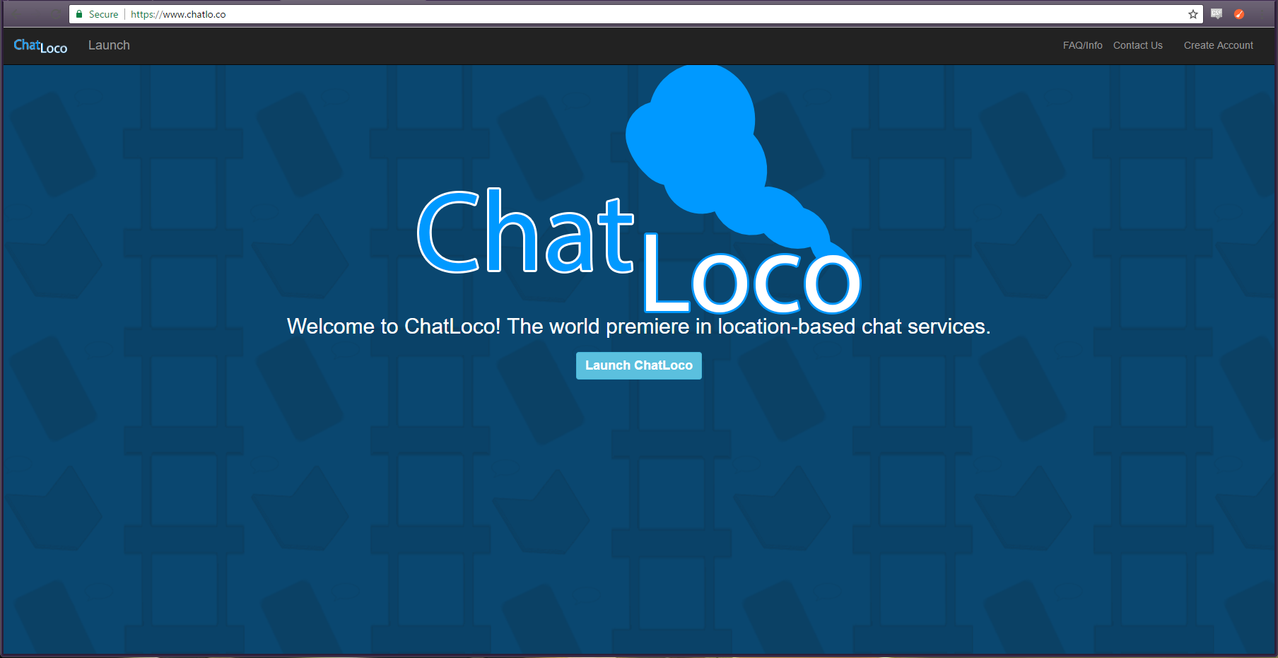 Chat room service