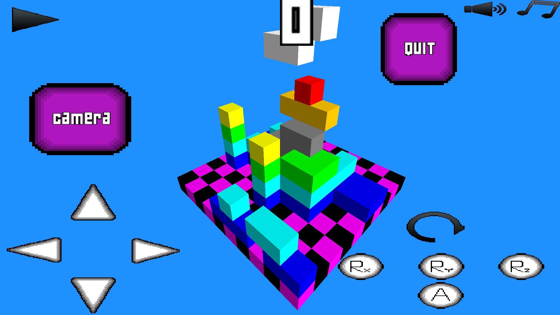 GitHub - msk610/3D-TETRIS: Code for 3D TETRIS Game
