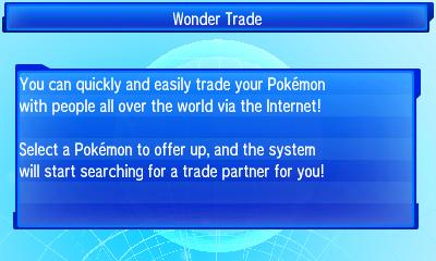 Wonder Trade bot (Gen 7) · drgoku282/PKMN-NTR Wiki · GitHub