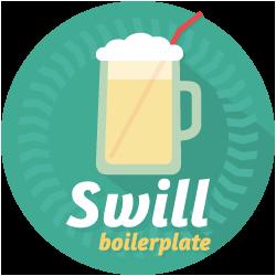 Swill Boilerplate Logo