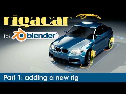 Rigacar Part 1