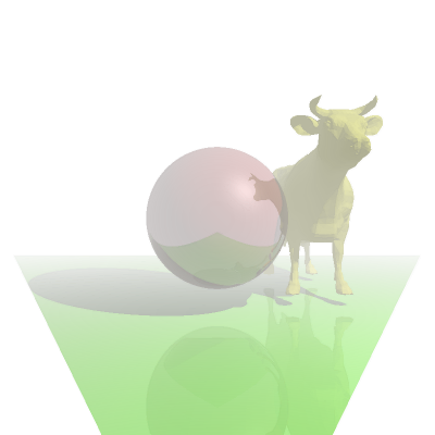 Sphere-triangle-and-cow