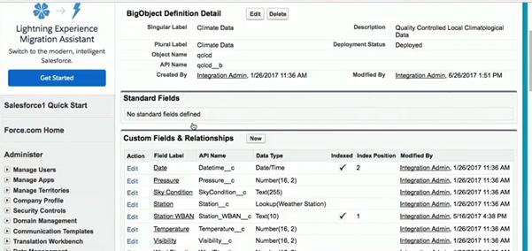 Salesforce Summaries – BigObjects — Bring Big Data to Force