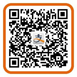 Scan QRCode donate me via Alipay
