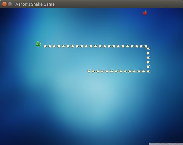 GitHub - AaronHartigan/GUI-Snake: GUI version of Snake Game