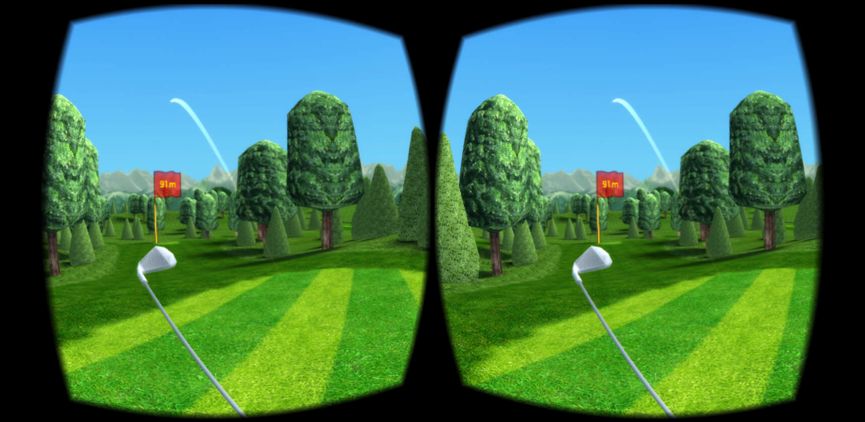 GitHub - UniVR/GolfVR: The first Golf Game for Virtual Reality !