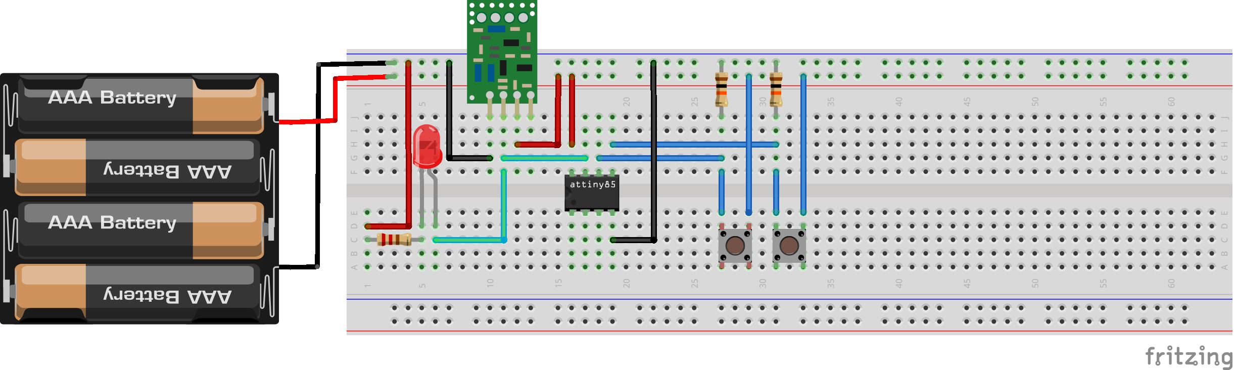 Rtc Ds 1307 Arduino besides SpotMistakesP11 moreover 4w 12v Fluorescent L  Driver Circuit Using Ic555 also Wireless Power Transfer as well Attiny 433mhz Sender. on battery circuit diagram