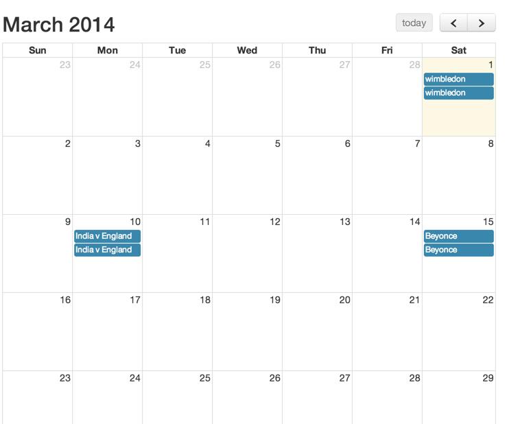 Angular Calendar.Duplicate Listings When Events Are Retrieved From A Rest Api Call
