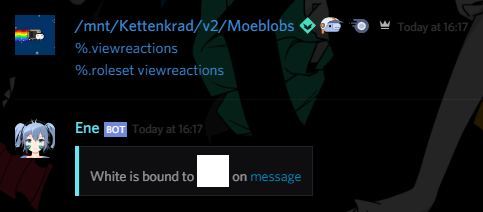 V3][RoleManagement] Removing reaction does nothing · Issue