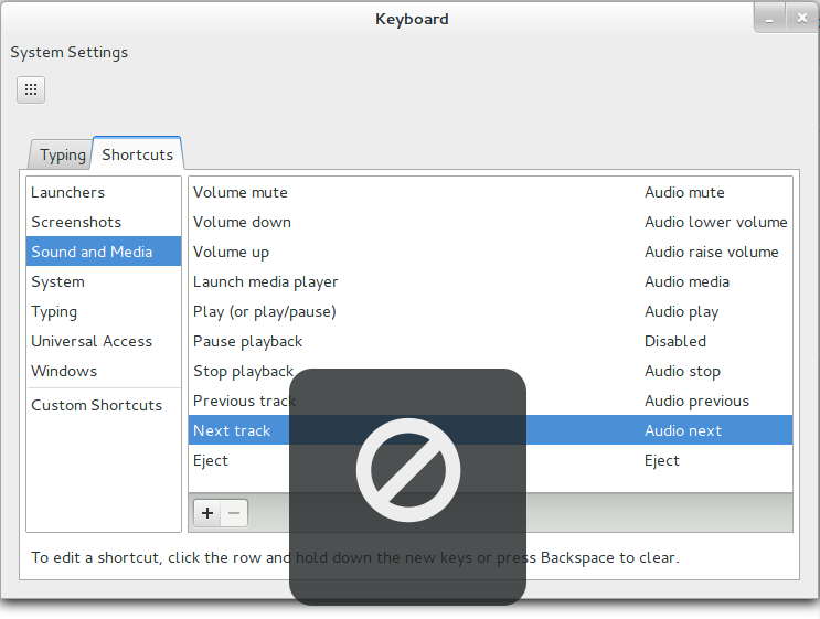 Audio keyboard shortucts not working · Issue #1478 · linuxmint