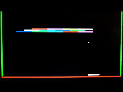 Video of qdbreakout running