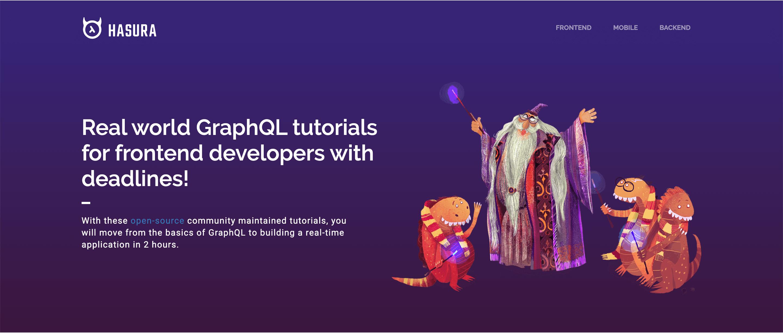 learn graphql banner