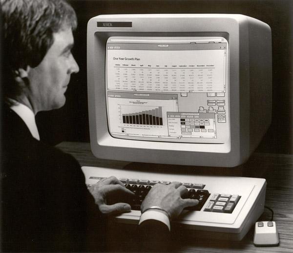 ordinateur Xerox Park