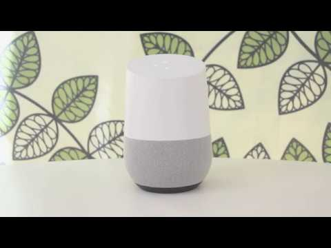 The Google Assistant / Google Home Demo