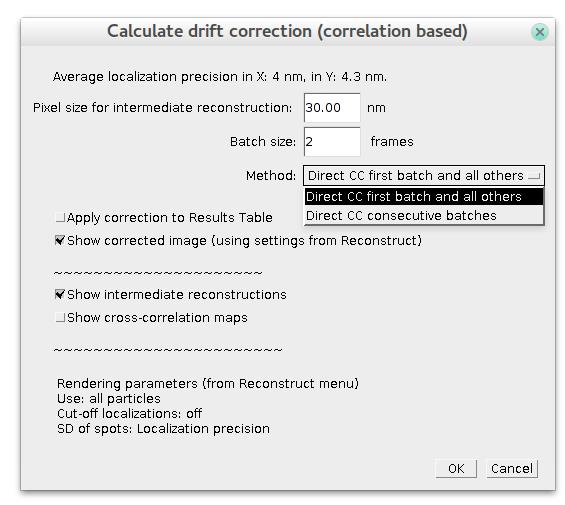 Drift Correction · ekatrukha/DoM_Utrecht Wiki · GitHub