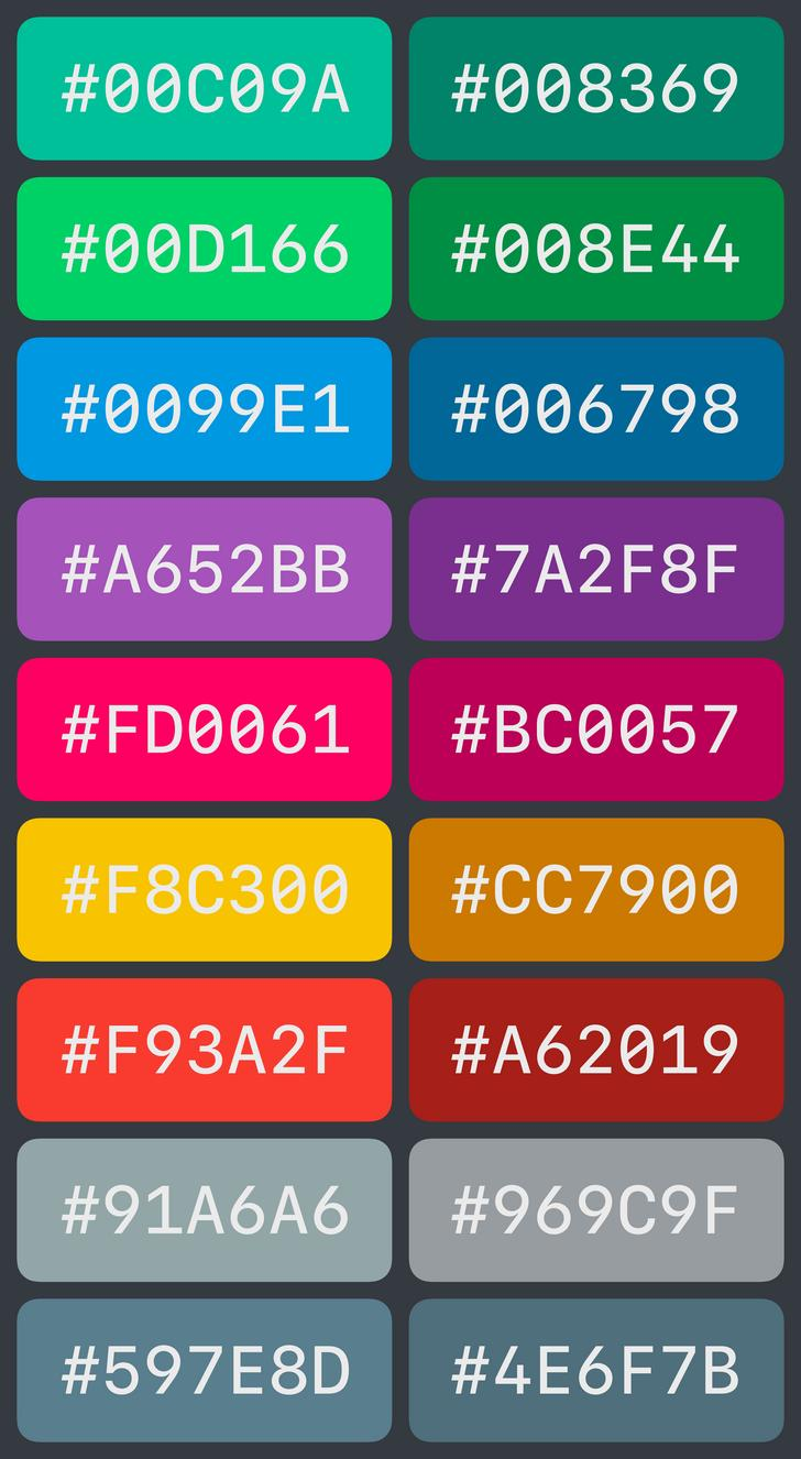 Code Colors For Embed Discord Js Github