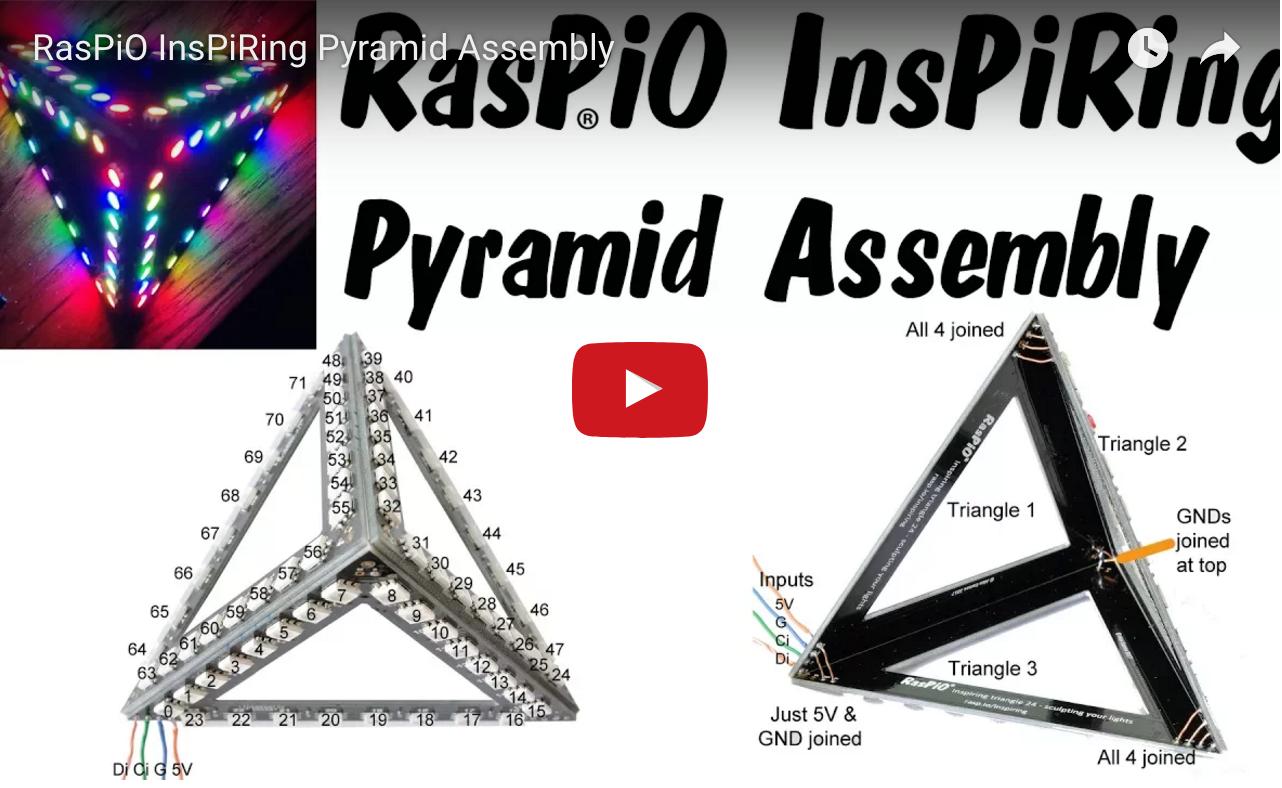 Pyramid Assembly