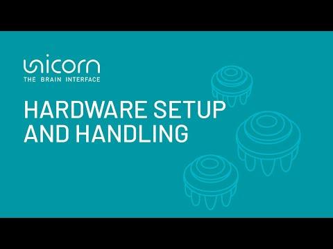 Unicorn Hybrid Black Tutorial: Hardware Setup and Handling